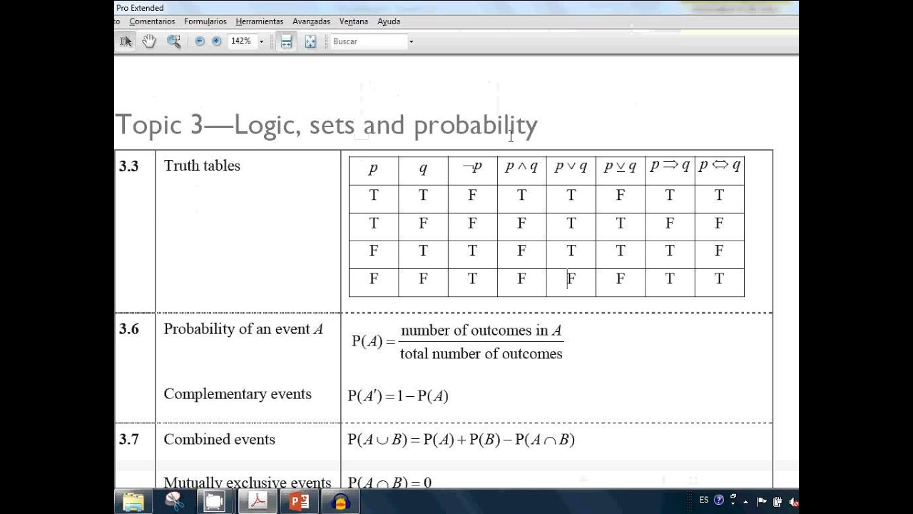 Filling up a truth table in logic for math studies ib youtube filling up a truth table in logic for math studies ib biocorpaavc
