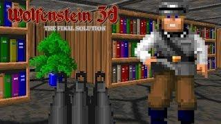 Free Game Tip - Wolfenstein 3d The Final Solution