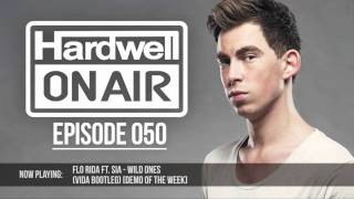 Hardwell On Air 050 (FULL MIX INCL DOWNLOAD)