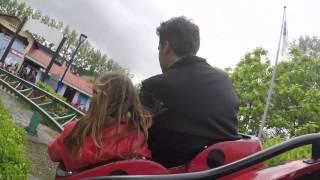La Coccinelle walibi belgium
