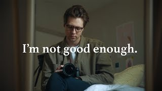 81. I'm not good enough.