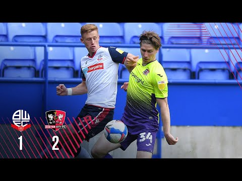 Bolton Exeter City Goals And Highlights