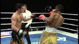 Azerbaijan Baku Fires v Puerto Rico Hurricanes - World Series of Boxing Season V Highlights