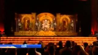Голограмма Майкла Джексона выступила на премии Billboard...