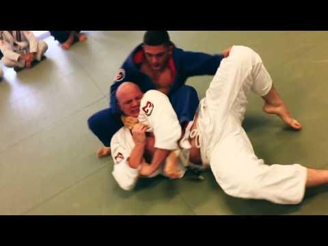 BJJ Blue Belt Test: Daniel Morgan