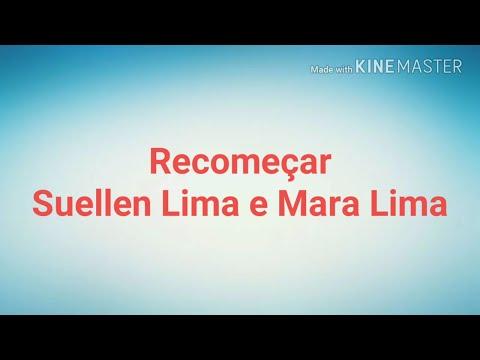 Recomeçar - Suellen Lima e Mara Lima (Playback Legendado)