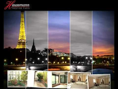 Penthouse de 250m² avec terrasse 45 m2 Paris 8ème