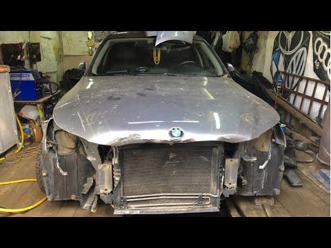 Первый запуск BMW после летального ДТП. Решала 2 эпизод.