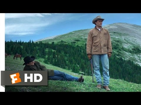 Brokeback Mountain 210 Movie   Nobody's Business But Ours 2005 HD