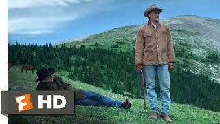 Brokeback mountain (2/10) movie clip - nobody's business but ours (2005) hd