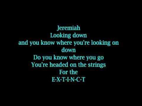 Alt-j The Gospel Of John Hurt (Lyrics)