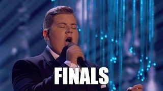 """Kyle Tomlinson sings""""A Thousand Years""""Britain's Got Talent 2017 Finals