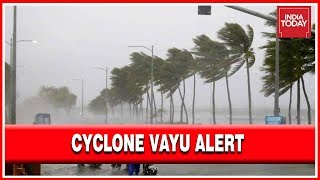 Cyclone Vayu: Cyclone Alert For Gujarat, Lakshadweep, Kerala And Karnataka