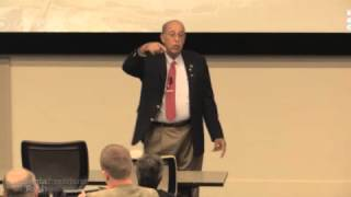 lt general russel honore speaks at georgia tech dont get stuck on stupid