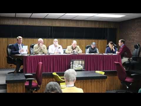 1  November 20, 2018 Council Meeting