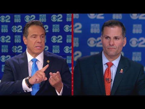 Cuomo, Molinaro Spar Over Immigration & Women's Rights