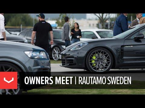 Vossen Dealer Spotlight | Rautamo Sweden | Vossen Owners Meet 2018