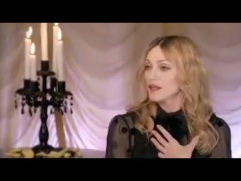 Madonna interview - part one - BBC