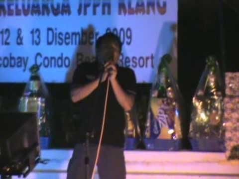juara karaoke family day JPPH Klang