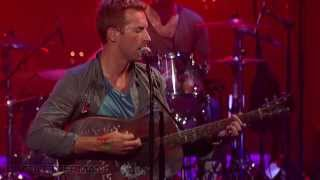 Gambar cover Coldplay - Charlie Brown (Live on Letterman)