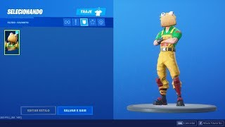 "NEW ""GUACAMOLE"" TACO SKIN! GREASY GROVE AND CLOUDY MUDDY BACK! Fortnite"