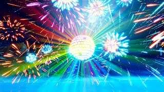 FORTNITE NEW YEARS LIVE EVENT IN FORTNITE BATTLE ROYALE! (Full Cinematic Footage)