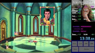 King's Quest VI: Heir Today, Gone Tomorrow - Speedrun World Record 13:38