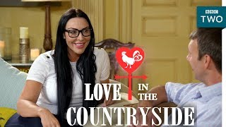 Love letters to speed date! - Love in the Countryside - BBC