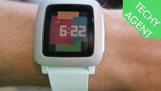 Pebble Time - Full Hands On Review