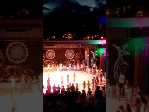 Смотреть клип Мини ДИСКО, Queen's Park Tekirova, 2018 год онлайн бесплатно в качестве