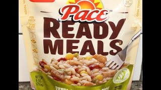 Pace Ready Meals: Fiesta Chicken & Rice Review