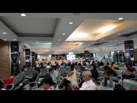 Zamboanga International Airport ZAM - Departure Area