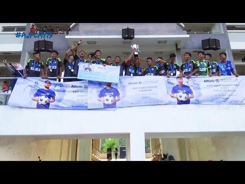 Kem Bola Sepak Remaja Allianz 2019: Zon Pantai Timur | Astro Arena