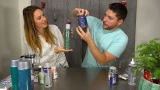 How To Make The COOLEST Glitter Sensory Bottles!!! | Episode 8