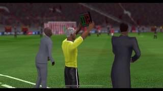 GCC Finale Manchester United  022  Let's Play Dream League Soccer