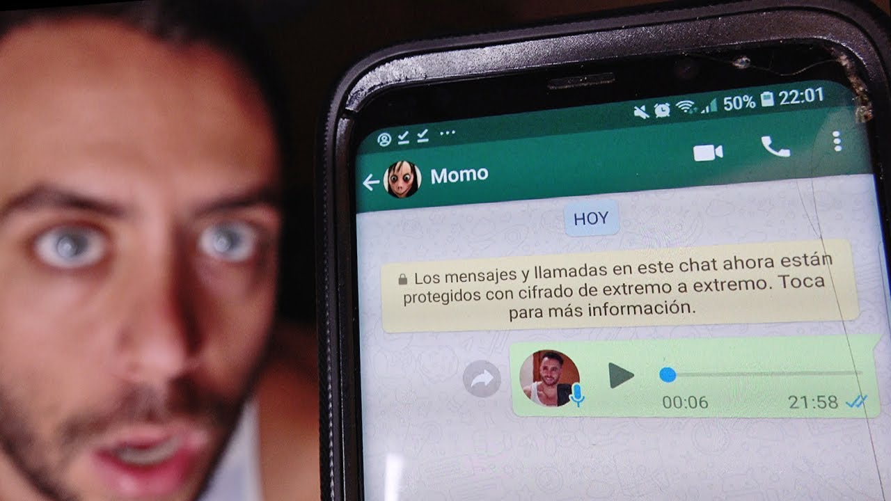 Momo  El fenómeno más viral de los últimos días