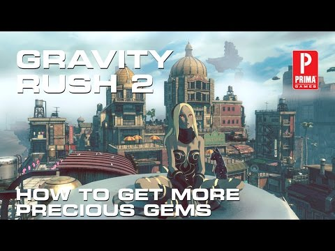 Gravity Rush 2 - How to Get More Precious Gems