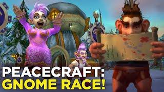 PeaceCraft: Raandyy Takes On The Great Gnomeregan Run!