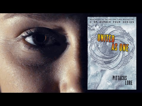 UNITED AS ONE by Pittacus Lore | Official Book Trailer