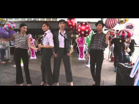 George Nelson X HKDI Students -- Flash Mob Catwalk Show