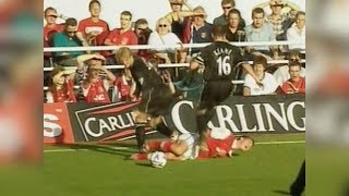 Arsenal vs manchester united - extended highlights1998/1999 premier league