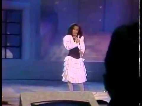 Aaliyah Star Search Performance 1989