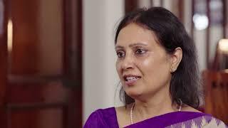Sangeeta's story: Cervical Cancer Survivor