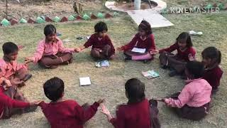 Innovative Teaching at Primary School Gahrela(English Medium), Barabanki