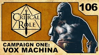 Vox Machina race against time to earn the blessing of the Goddess o...