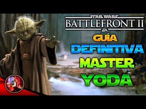 GUÍA DEFINITIVA MAESTRO YODA -  Consejos etc... - Star Wars Battlefront 2 - DICE - ByOscar94 thumbnail