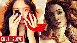 Hidden meaning behind BLACKPINK s Kill This Love MV