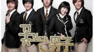 boys over flowers ost soundtrack - (Yearning Of Heart - A