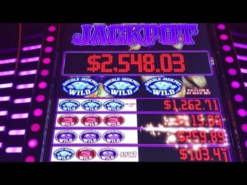 Jackpot Gems slot - big win! Live play!