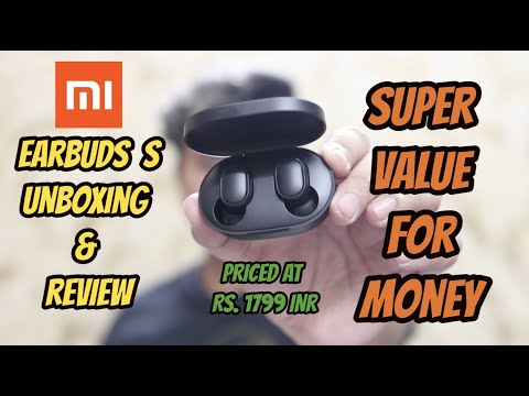 redmi-earbuds-s-unboxing-|-review-|-rs.-1799-tws-|-cheapest-tws-in-india